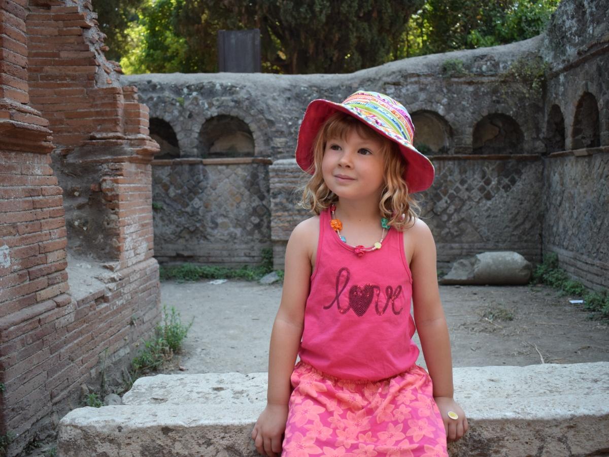 Posti meno conosciuti intorno a Roma da visitare con bambini