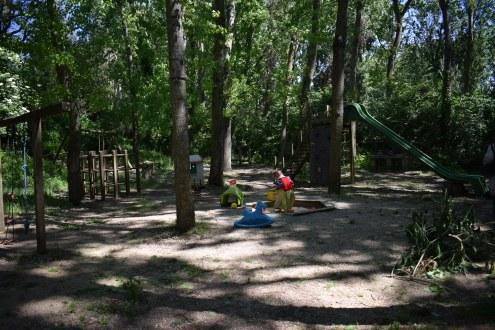 parco giochi- fattoria trigoria